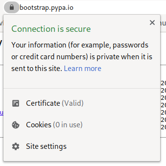 connection_is_secure